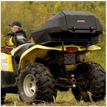 KOLPIN ATV REAR LOUNGER WITH HELMET  STORAGE